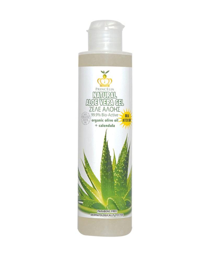 Princelia Natura Aloe Vera Gel 200ml