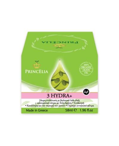 Princelia 3Hydra+ 24-h moisturising cream