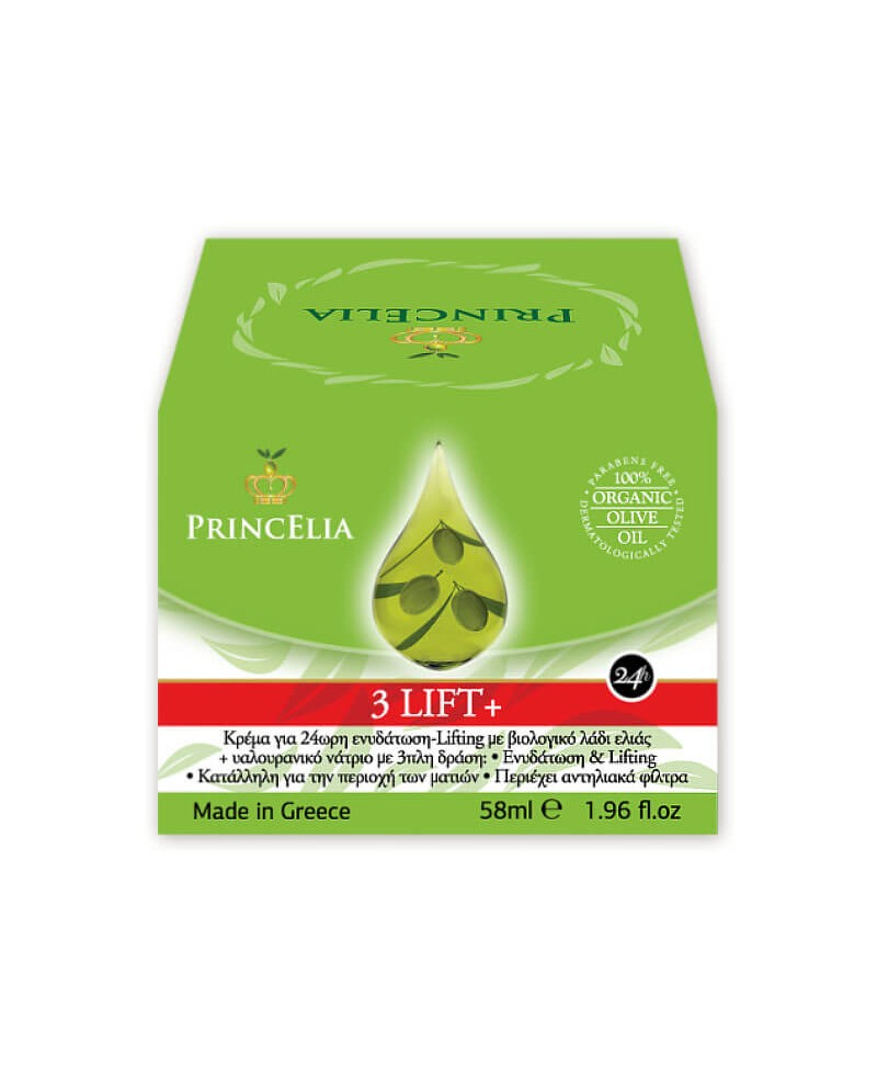 Princelia 3Lift+ 24-h moisturising and lifting