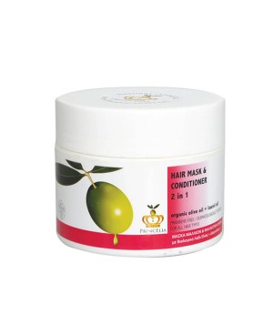 Princelia Hair Mask and Conditioner 200g